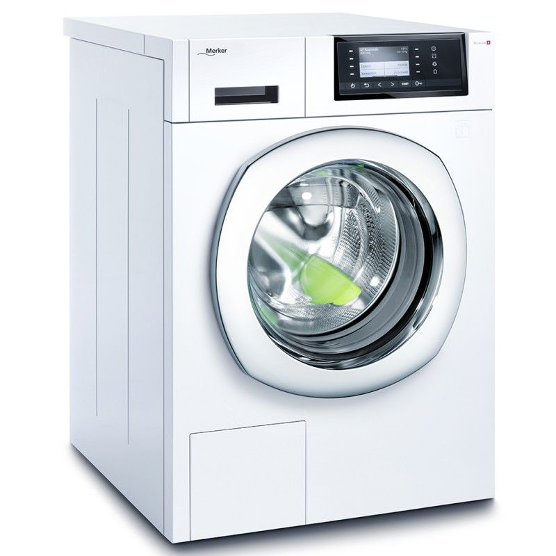 Lave Linge Professionnel Blanc 7 Kg